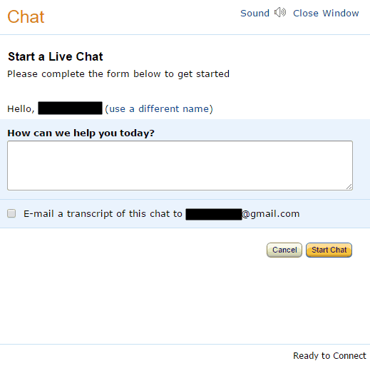 Live Chat Support for Amazon Photo Books