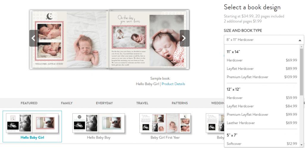 Baby Photo Books Snapfish