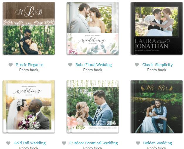 Best Wedding Photo Books Amp Albums Ideas