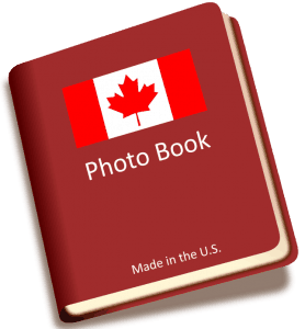 American Photo Books for Canadians