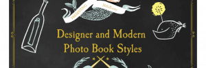 Professional and Modern Photo Book Styles: Letting Creativity Loose