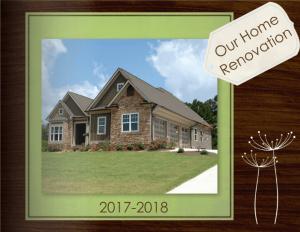 Home Renovation Photo Books
