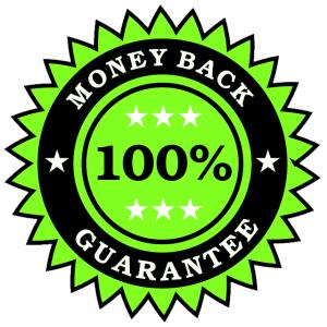 Photo Book Money Back Guarantee