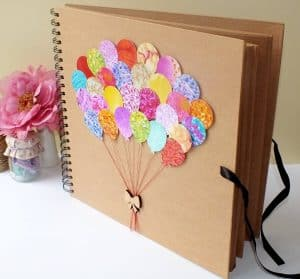 Diy Craft Ideas For Decorating Your Photo Book S Cover Photo Books