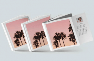 Photo Book Cover Types