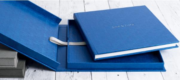 Presentation Boxes for Photo Books