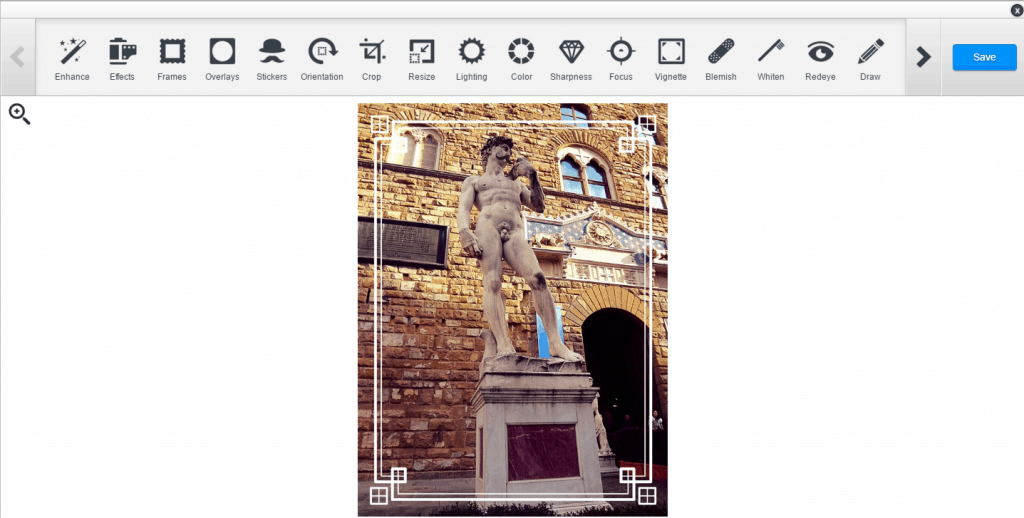 Photo adjustments in Adobe Creative Cloud